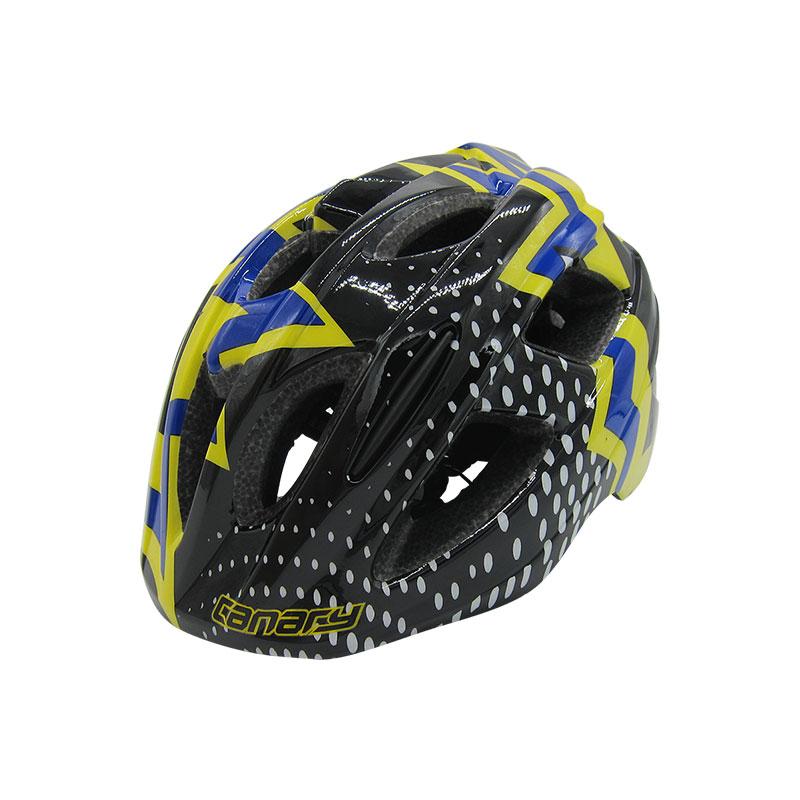 BRGH-HB3.5BL-کلاه-دوچرخه-سوار-قناری