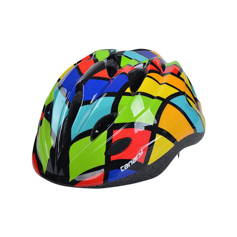BRGH-HB6.5BL-کلاه-دوچرخه-سوار-قناری