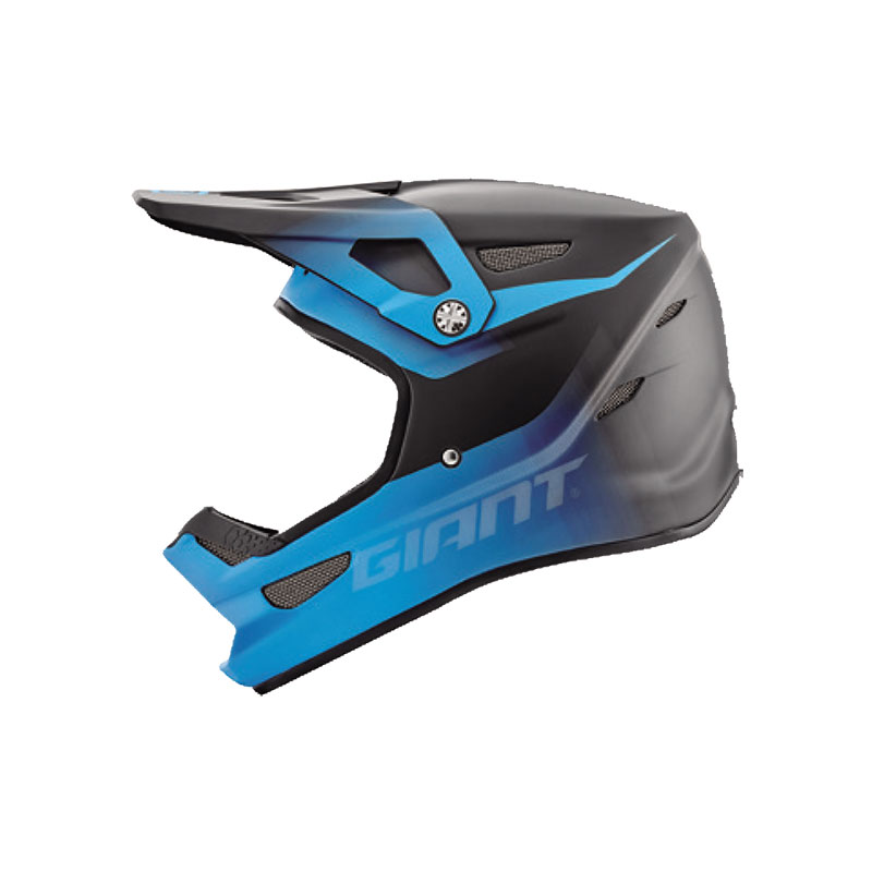 BRG800001479-کلاه دوچرخه سوار جاینت مدل Fullface