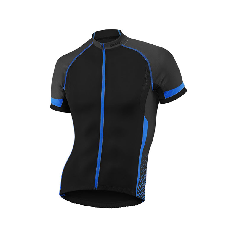 BRG850000608-تی شرت زیپ دار جاینت مدل Streak SS Jersey