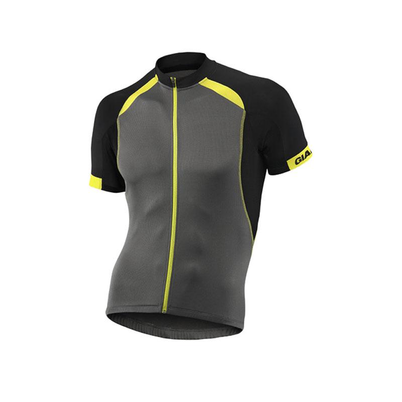 BRG850000675-تی شرت زیپ دار جاینت مدل Centro SS Jersey