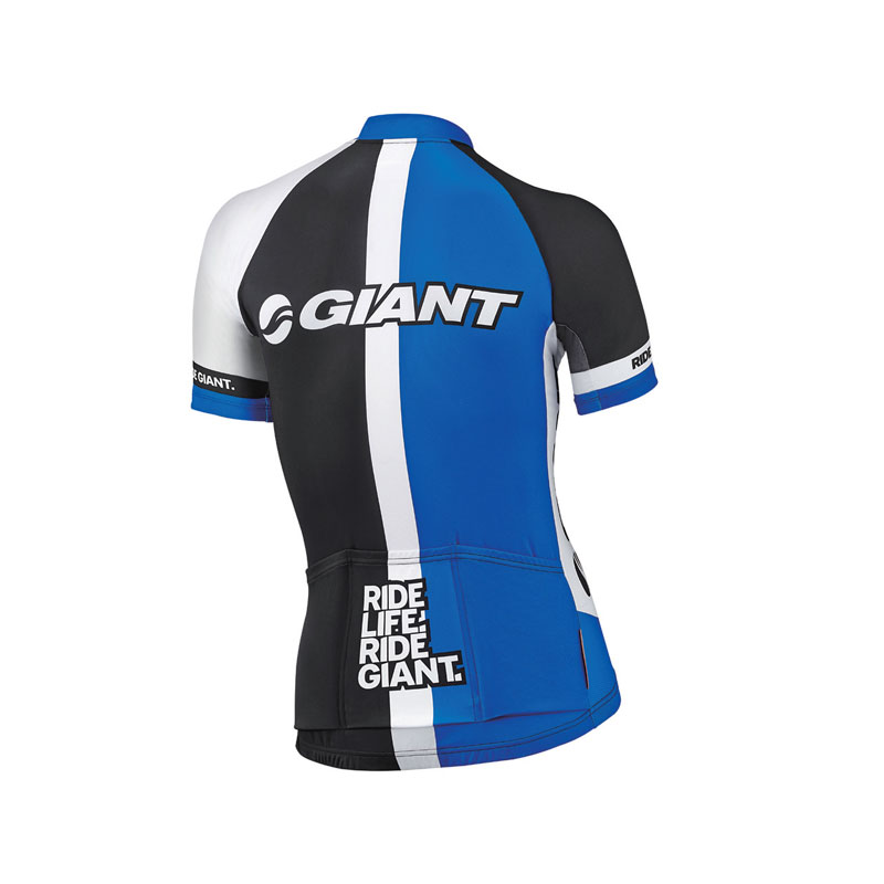 BRG850001231-تی شرت زیپ دار جاینت مدل Race Day SS Jersey 1