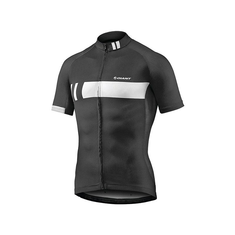 BRG850001507-تی شرت زیپ دار جاینت مدل Podium SS Jersey