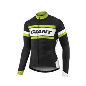 BRG850001585-تی شرت زیپ دار آستین بلند جاینت مدل Rival LS Jersey