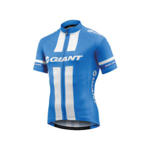 BRG850002253-تی شرت زیپ دار جاینت مدل Race Day Standard SS Jersey