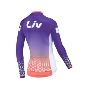 BRG850002648-تی شرت زیپ دار لیو مدل BeLiv LS Jersey 1