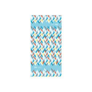 BRG820000134-دستمال سر لیو جاینت مدل Aqua