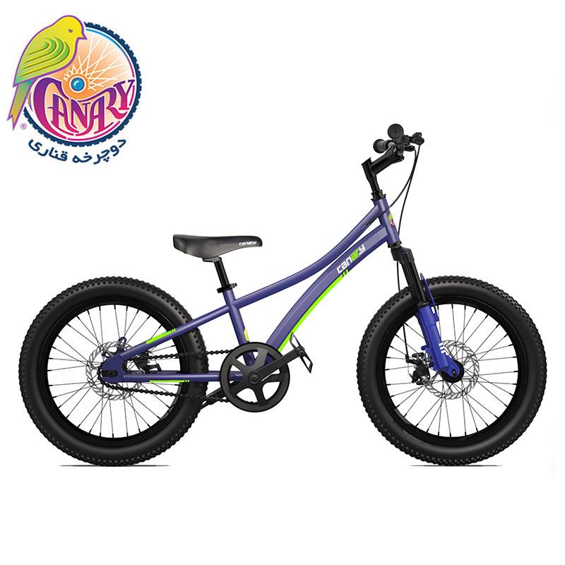 """دوچرخه قناری مدل Explorer 20"""" 2020"""