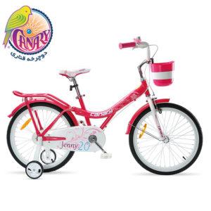 """دوچرخه قناری مدل Jenny 20"""" 2020"""