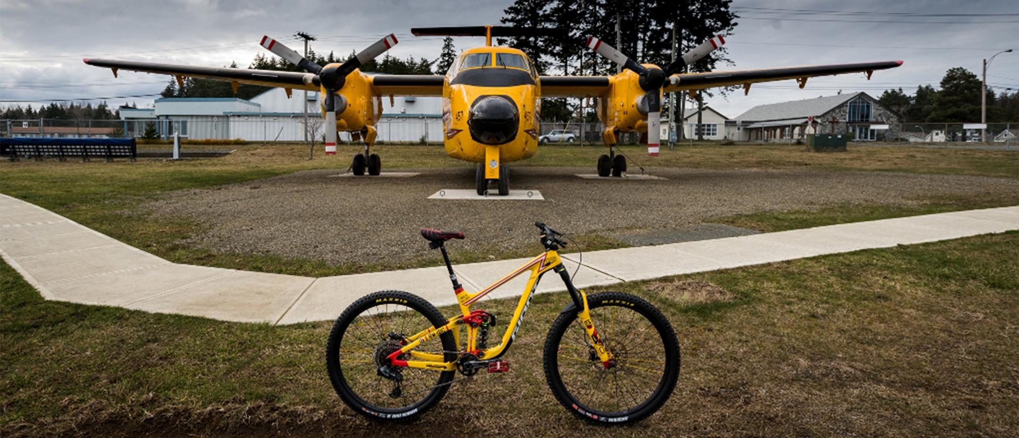 داستان دوچرخه ریس والاس