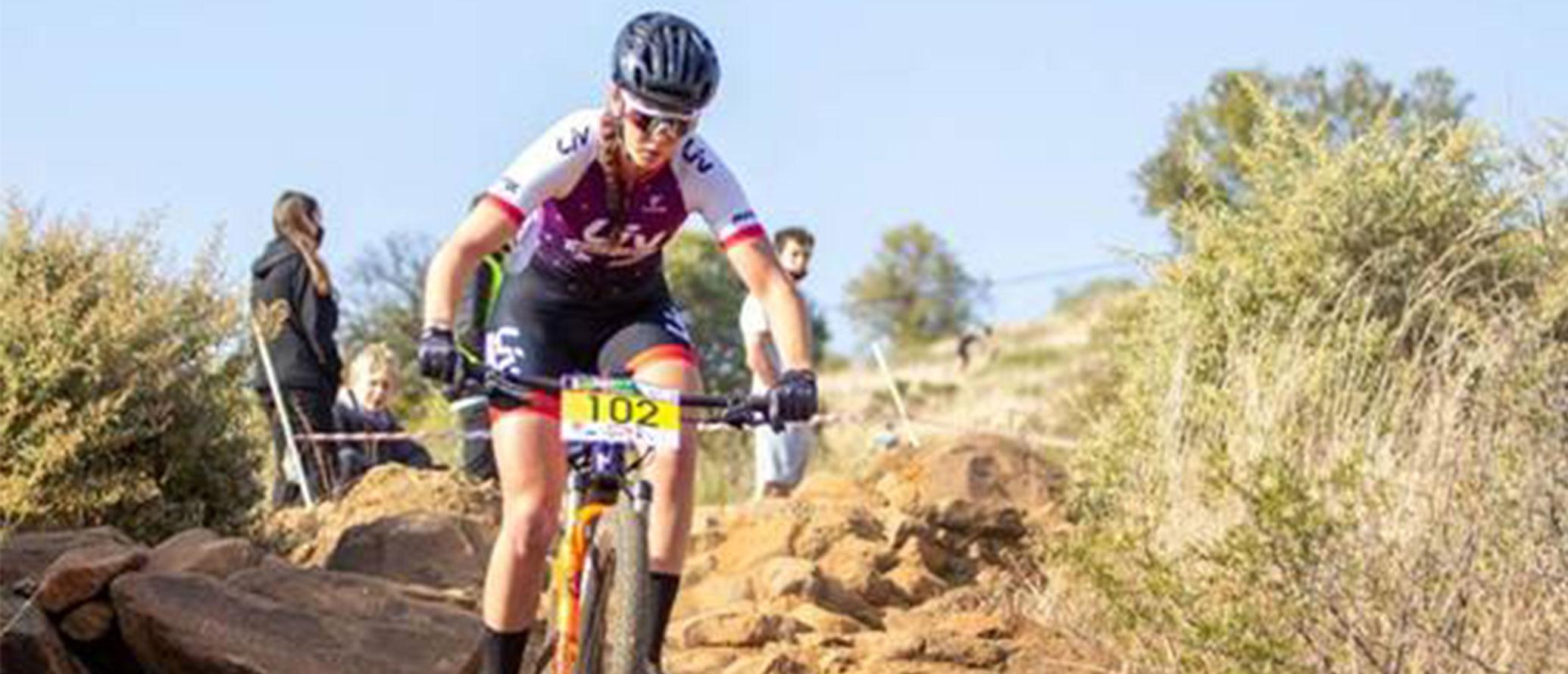 مسابقات کراس کانتری دوچرخه سواران لیو